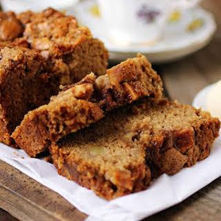 Apple Loaf Cake [Vegan].