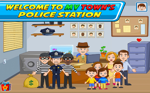 My Town : Police Station v2.1
