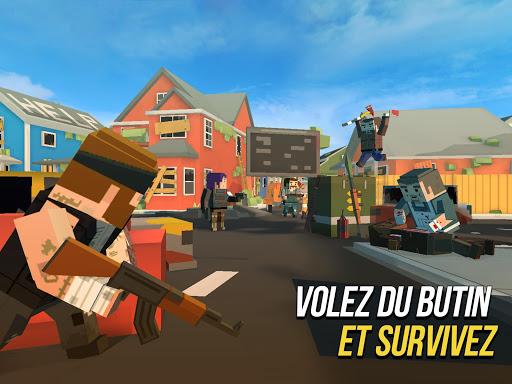 Grand Battle Royale: Pixel FPS  captures d'écran 4