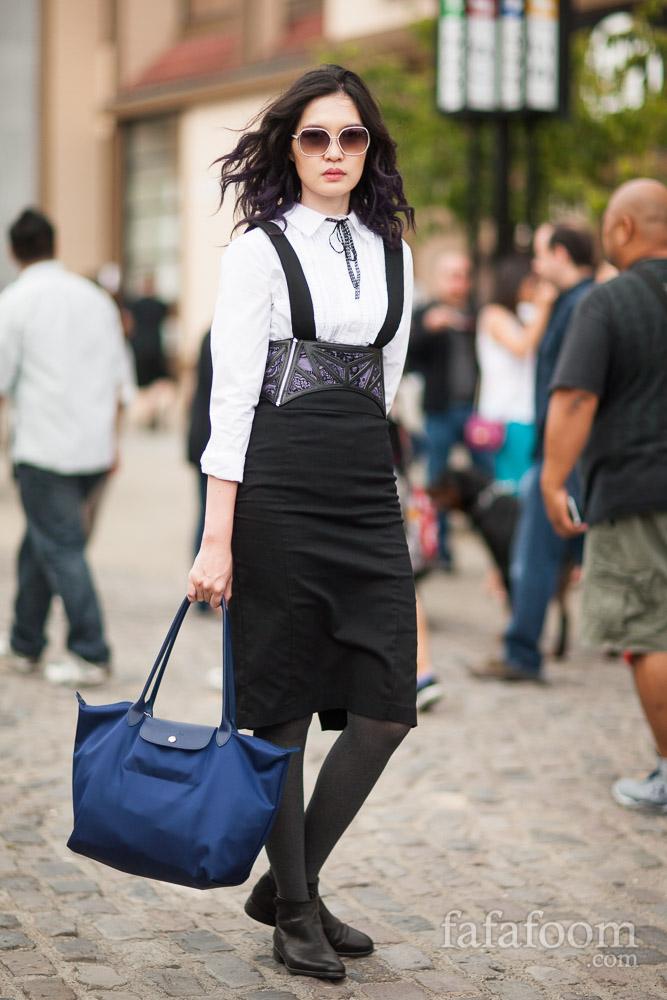 Waist Corset Belt Refashion - DIY Fashion Accessories   fafafoom.com