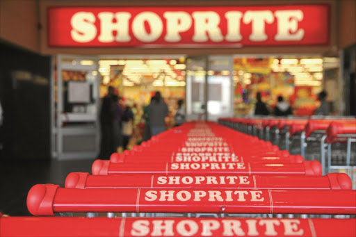 Shoprite. Picture: JEREMY GLYN