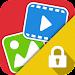Photo Video Gallery Locker - Hide Videos Icon
