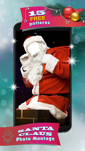Dress up Santa - Photo Montage