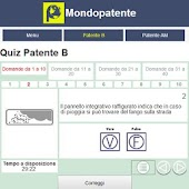 Quiz Patente B AM Mondopatente