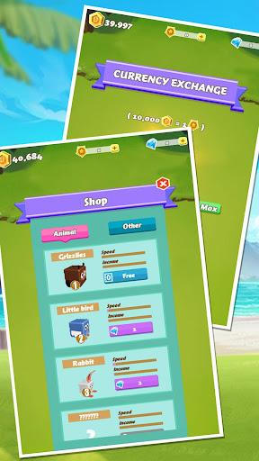 Cubes Rush-Wonder Park screenshot 5