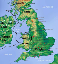 Photo: British Isles Strategic Campaign Map