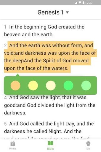 King James Bible (KJV) screenshot 14
