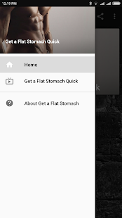 Get a Flat Stomach Quick - náhled
