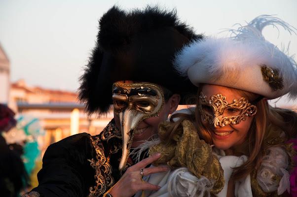 Carnevale e sorrisi di Giomi