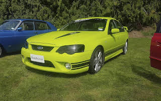 Ford Falcon XR8 Rent Southland
