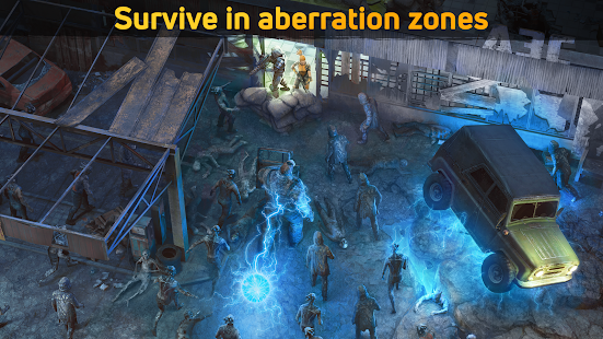 Dawn of Zombies: Survival after the Last War Screenshot