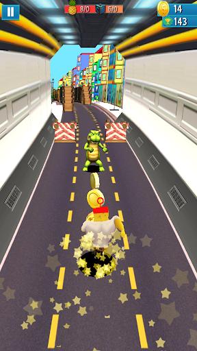 Subway sponge Run Super bob Adventure apkmr screenshots 2