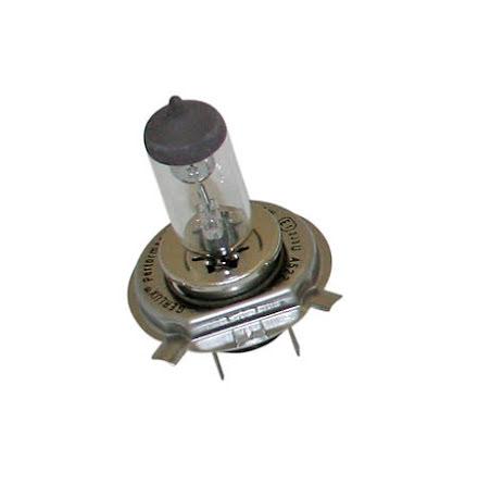 H4 incandescent lamp 12V 60/55W P43t, PerformanZ