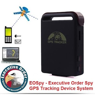EOSpy Lite GPS Tracking Device- screenshot thumbnail