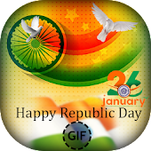 Republic Day GIF 2018 - 26th January GIF