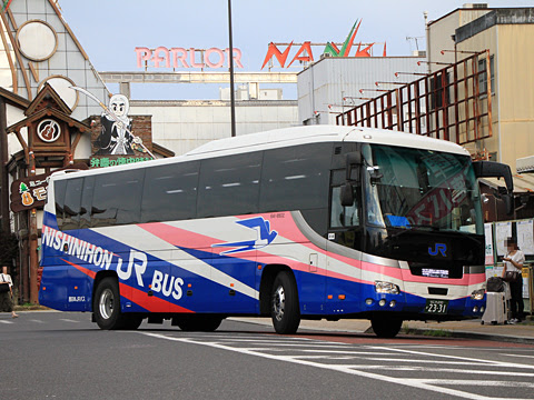 西日本JRバス「白浜エクスプレス大阪号」 2331_101