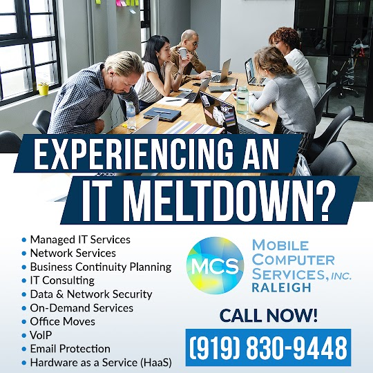 Managed IT Service Provider in Raleigh