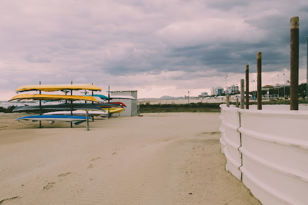 September Beach ... di MicheleCarrano