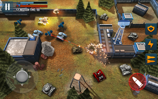 Tank Battle Heroes: World of Shooting 1.14.6 screenshots 24