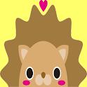 音が出るこども動物図鑑/日本語・英語対応版無料知育アプリ icon