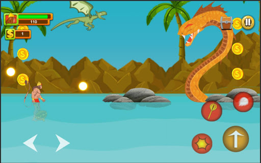 Hanuman Adventures Evolution 8 screenshots 22