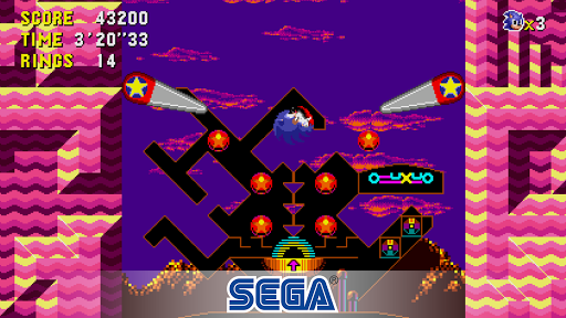 Sonic CD Classic  captures d'écran 2