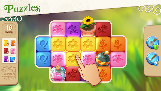 Download Lily's Garden (MOD, Unlimited Coins) 4