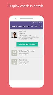 Swarm Auto Check-in – Trial 2