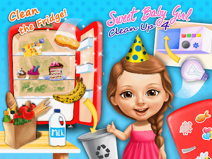 Sweet Baby Girl Cleanup 4- screenshot thumbnail