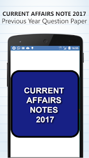 CURRENT AFFAIRS NOTES - náhled