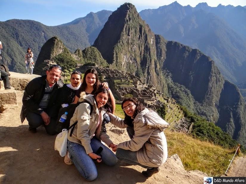 Machu Picchu - Peru