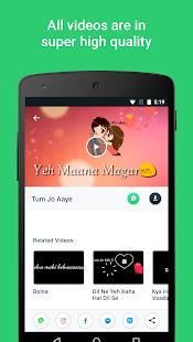 Video Songs Status (Lyrical Videos) - náhled