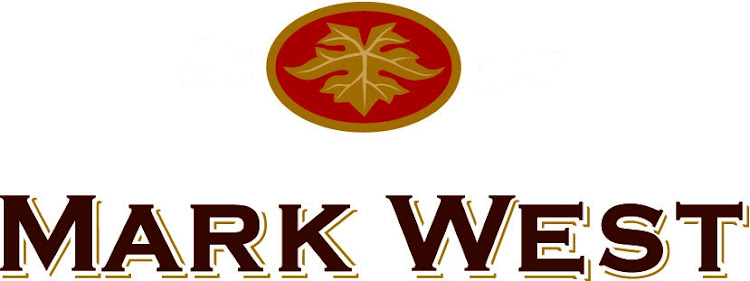 Logo for Mark West Black