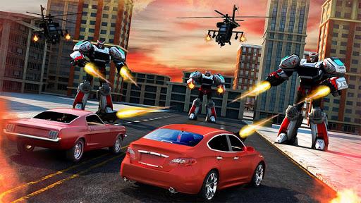 Car Robot Speed Transforming :  Modern Robot 3D 0.6 screenshots 2