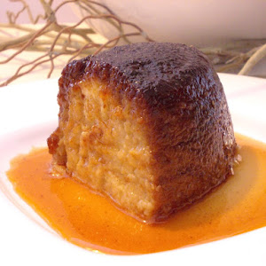 Pumpkin and Coconut Pudding