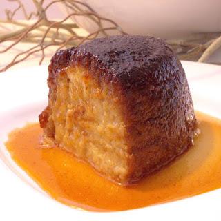 Pumpkin and Coconut Pudding Recipe