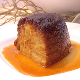 Pumpkin and Coconut Pudding.