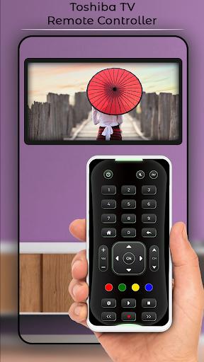 Capturas de pantalla de Toshiba TV Remote Controller 5