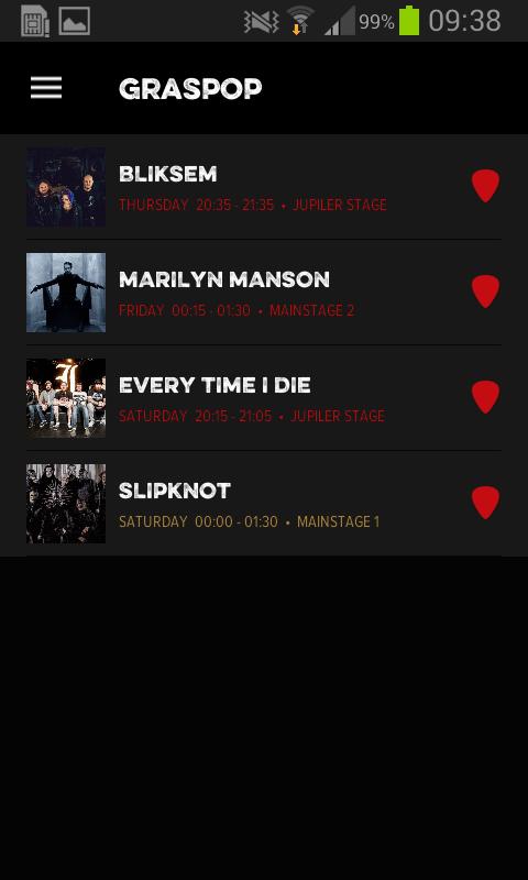Graspop Metal Meeting- screenshot