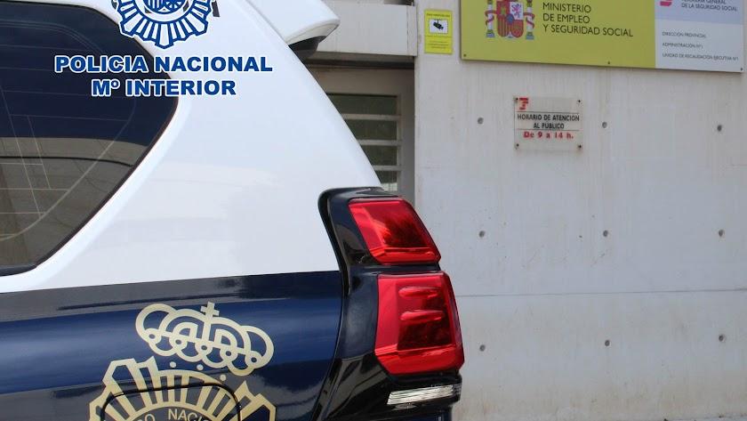 La Operación Chicharrón ha sido llevada a cabo por agentes de UCRIF de Almería.