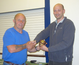 Photo: Club Coin 2nd - Vic Francis - presented by Kurt Adams
