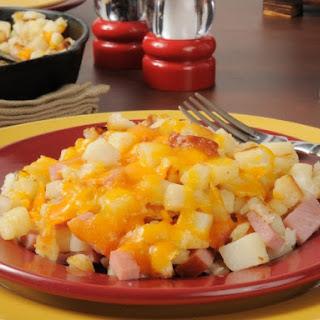 Pressure Cooker Breakfast Hash