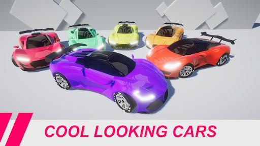 Velocity Legends - Crazy Car Action Racing Game screenshot 4