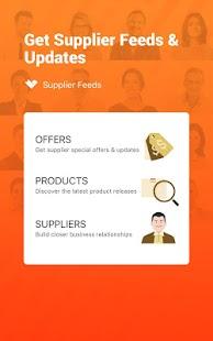 Alibaba b2b trade app android apps on google play alibaba b2b trade app screenshot thumbnail stopboris Images
