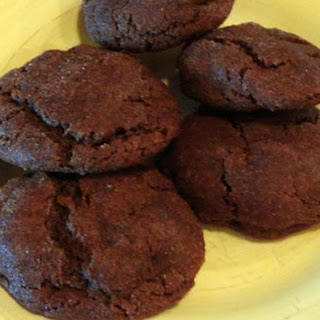Ancho Chile Chocolate Chip Cookies.