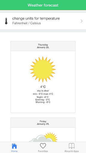 玩免費天氣APP|下載뉴욕 일기 예보, 여행객을위한 가이드. app不用錢|硬是要APP