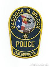 Photo: Babcock & Wilcox Police