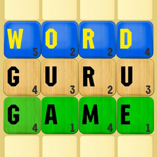 Word Guru Game 拼字 App LOGO-APP開箱王
