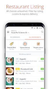 foodpanda: Food Order Delivery- screenshot thumbnail
