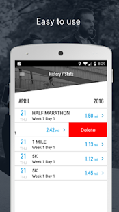 Running Trainer: Marathon Plan- screenshot thumbnail